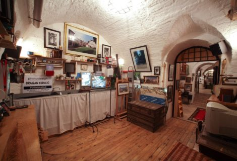 Dragan Kurucic Art Photography Atelier Petrovaradin Fortress