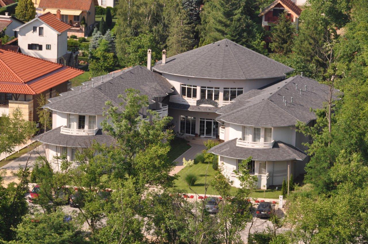 Silver Lake luxurious apartments Dincic Villa