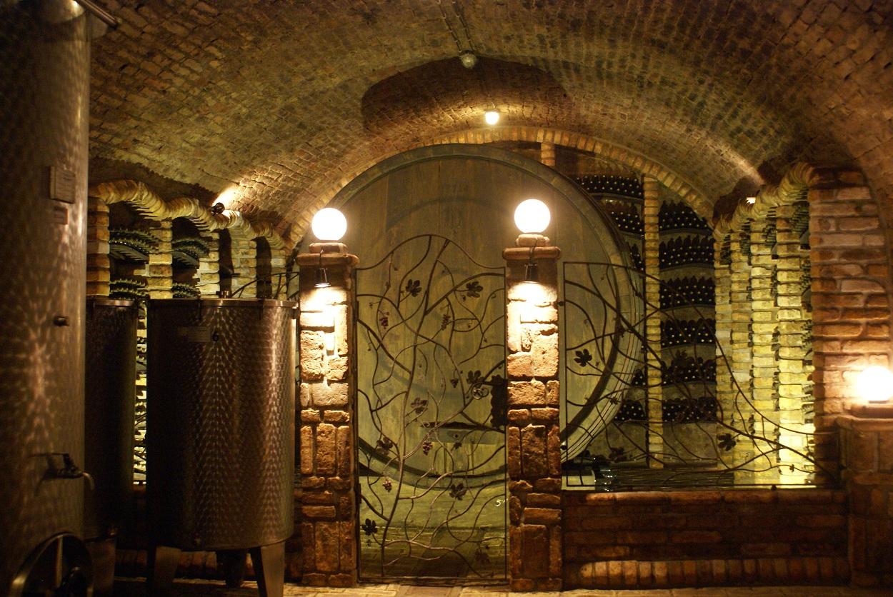 Bajilo Wine Cellar Sremski Karlovci