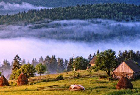 Kamena Gora village