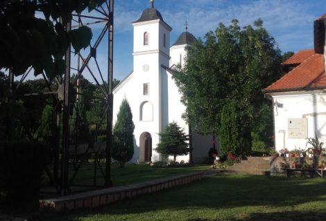 Petkovica Monastery