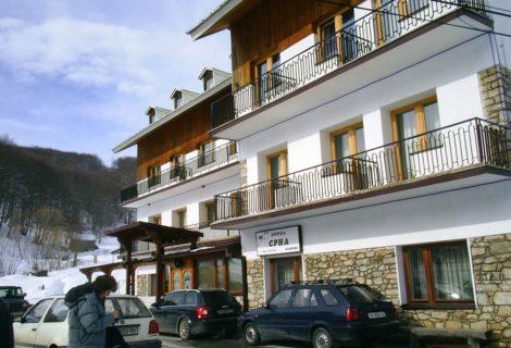 Hotel Srna Mavrovo
