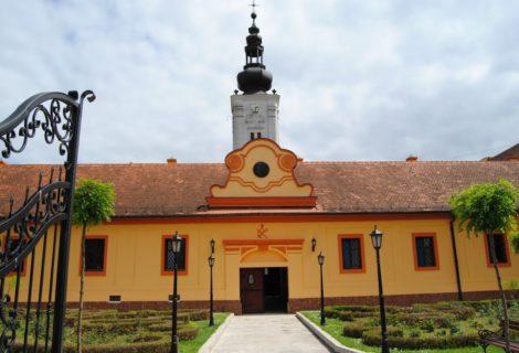 Bodjani Monastery