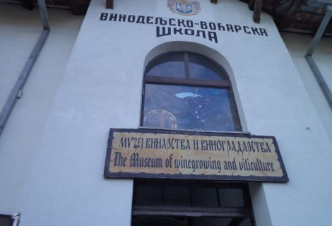 Viticulture and Wine Museum Aleksandrovac