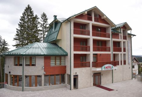Hotel Zlatarski biseri Zlatar Nova Varoš