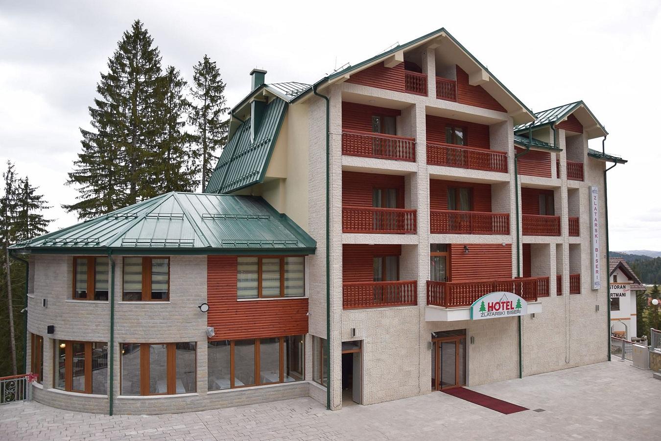 Zlatarski biseri Hotel Nova Varos Zlatar Mountain