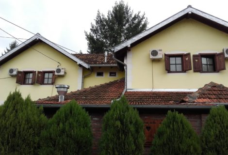 Gočko Etno kuća Konačište Restoran Vrnjačka Banja
