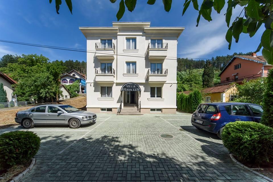 Vila Otava Lux Vrnjačka Banja