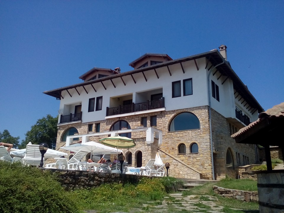 Spa Hotel Winepalace Arbanasi
