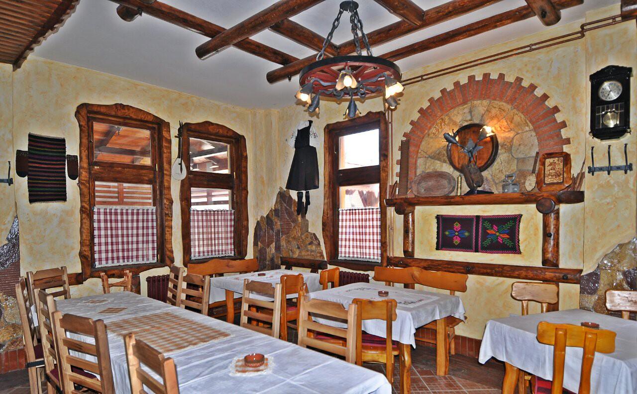 Konak Guca Boarding House with Zlatibor Restaurant Guca