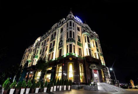 Moskva Hotel Belgrade