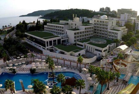 Hotel Mediteran Beach Resort Bečići