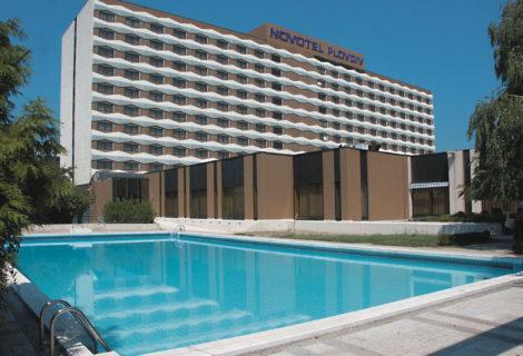 Novotel Hotel Plovdiv
