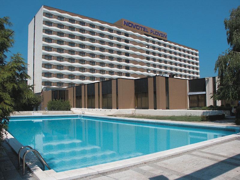 Hotel Novotel Plovdiv