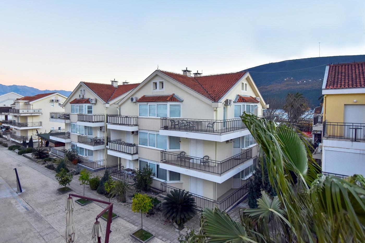 Apartmani Norveško selo Norwegian Apartments Đenovići