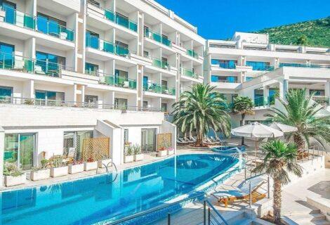 Hotel Monte Casa Spa i Wellness Petrovac