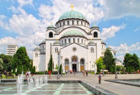 Saint Sava Orthodox Cathedral Belgrade