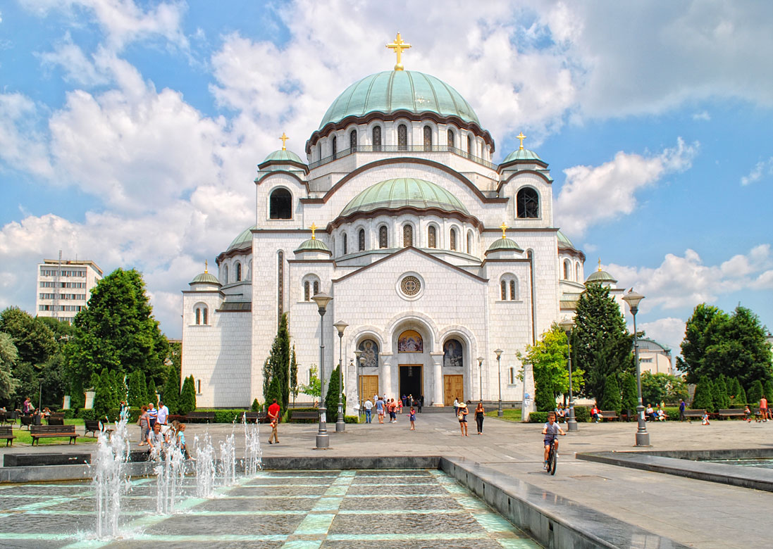 Saint Sava Orthodox Cathedral Belgrade