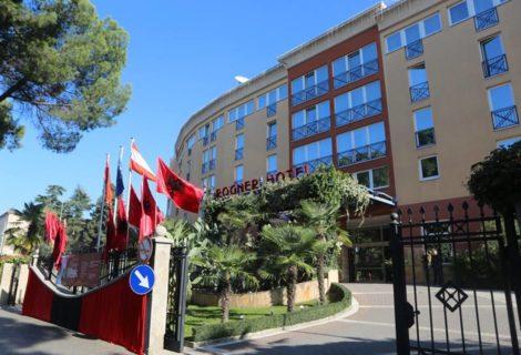 Hotel Rogner Europapark Tirana