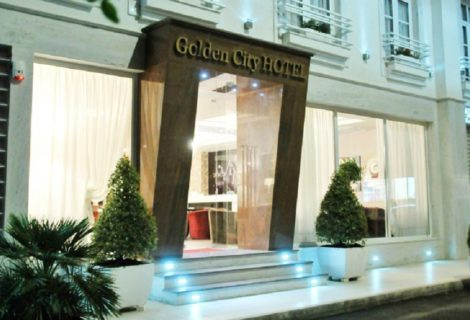Golden City Hotel Tirana
