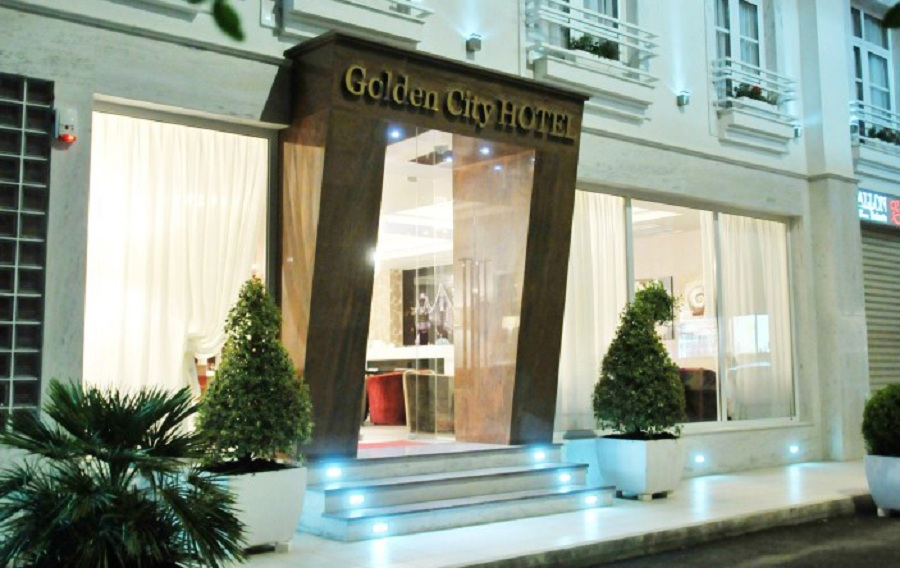 Hotel Golden City Tirana