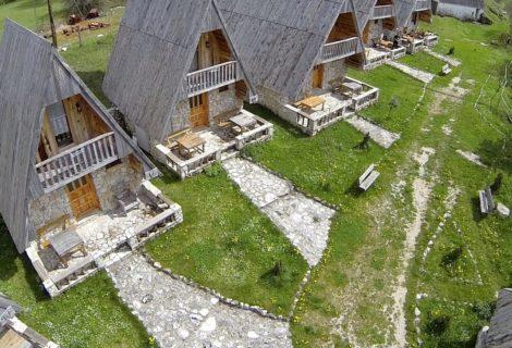 Nevidio Ethno Settlement Savnik Durmitor