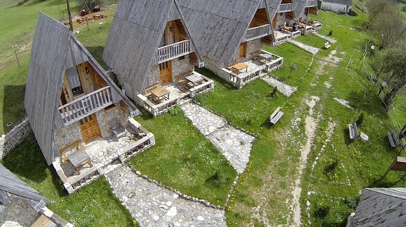 Etno selo Nevidio Šavnik Durmitor