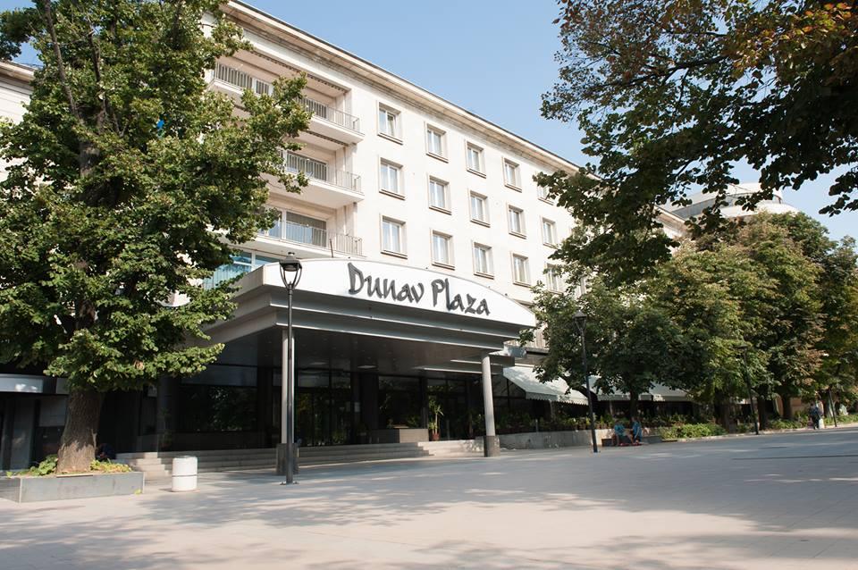 Hotel Dunav Plaza Ruse