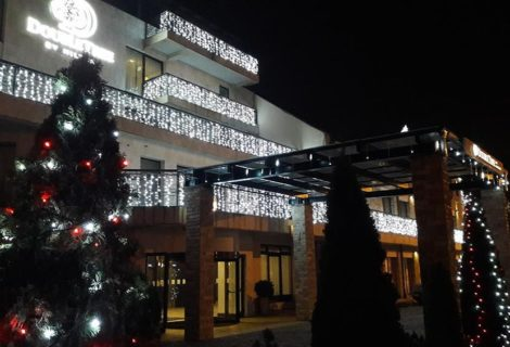 Hotel DoubleTree Hilton Cavaler Sigišoara