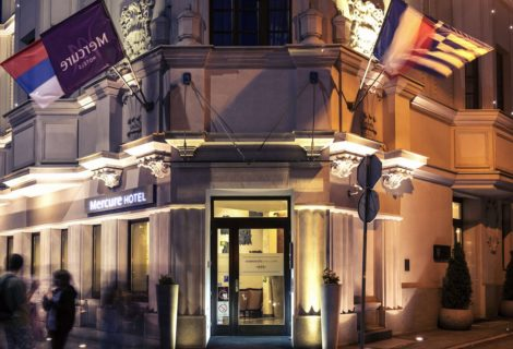 Mercure Excelsior Hotel Belgrade