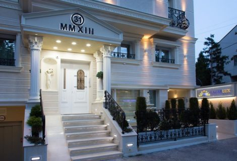 Lazar Lux apart Hotel Belgrade