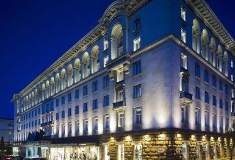 Hotel Balkan Sofija