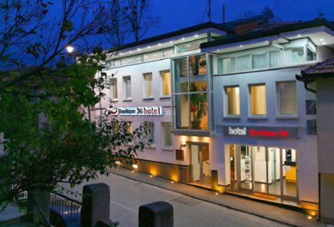 Boutique 36 Hotel Sarajevo