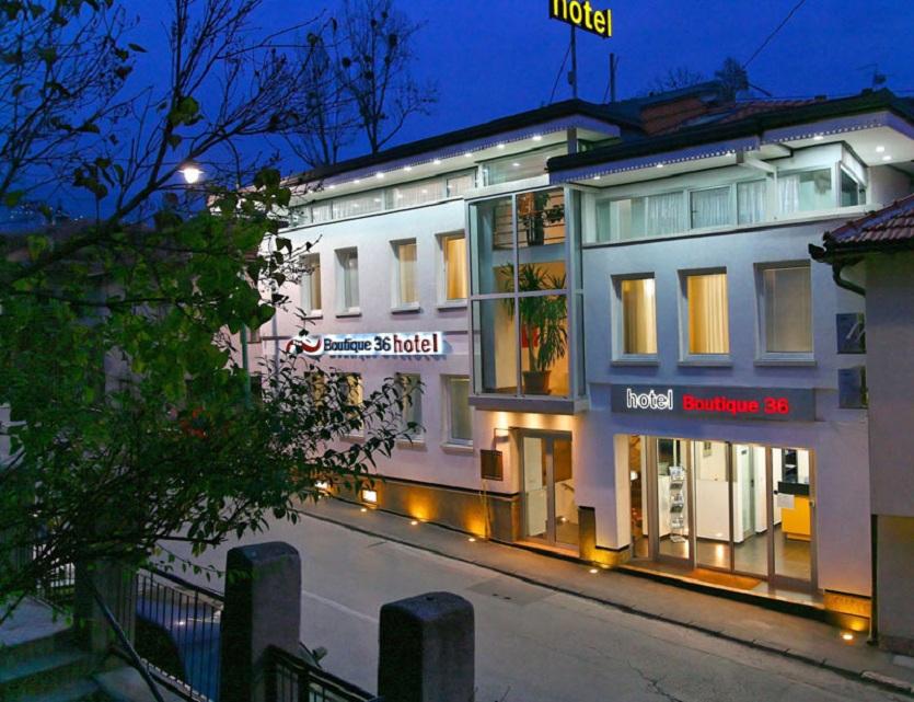 Hotel Boutique 36 Sarajevo