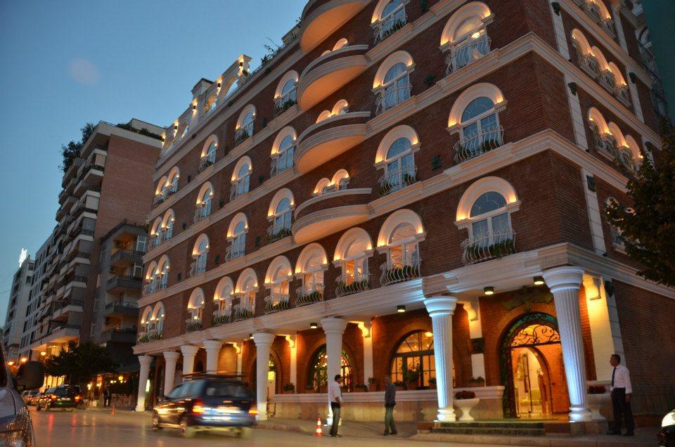 Xheko Imperial Hotel Tirana