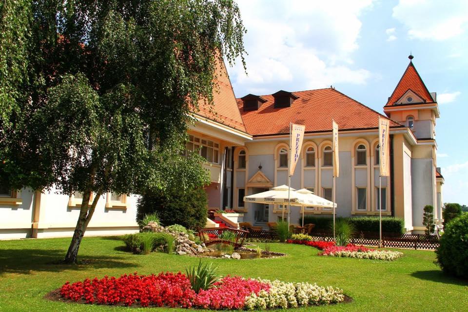 Prezident Hotel Palic Lake