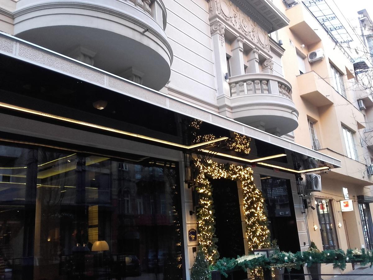 Saint Ten Hotel Belgrade