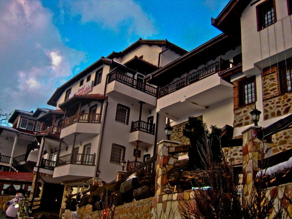 Manastir Hotel Berovo