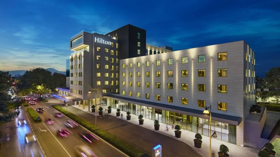 Hotel Hilton Podgorica