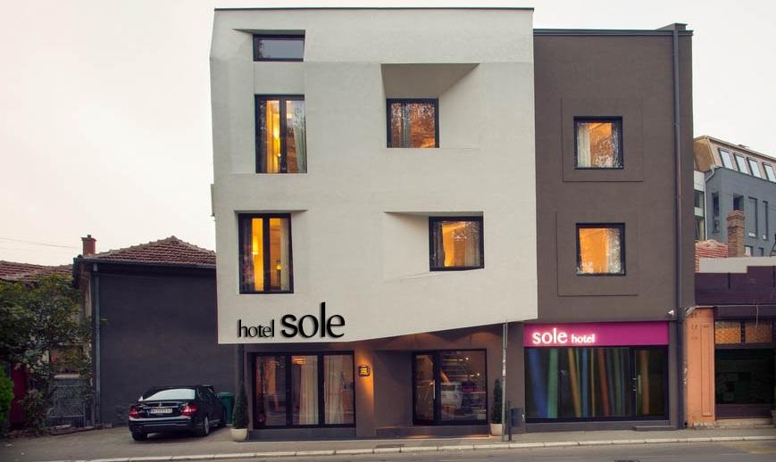 Hotel Sole Niš