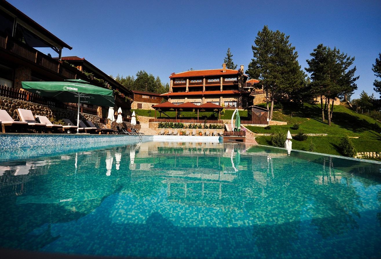 Aurora Spa Resort Hotel Berovo