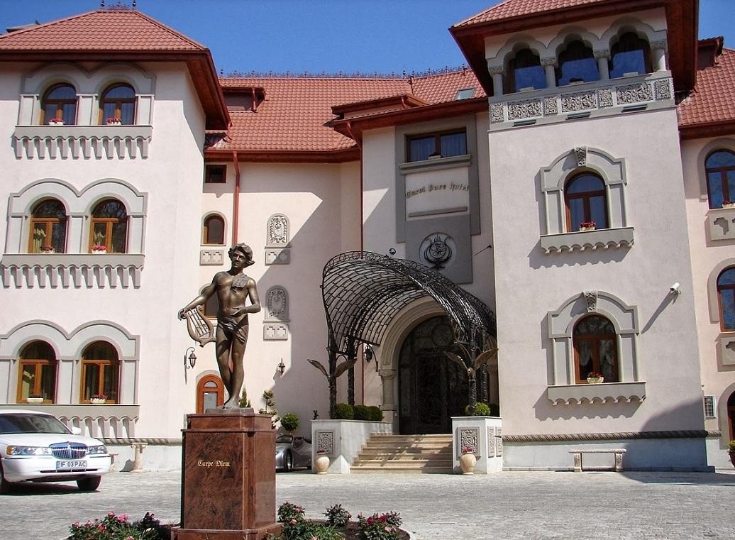 Carol Park Hotel Bucharest