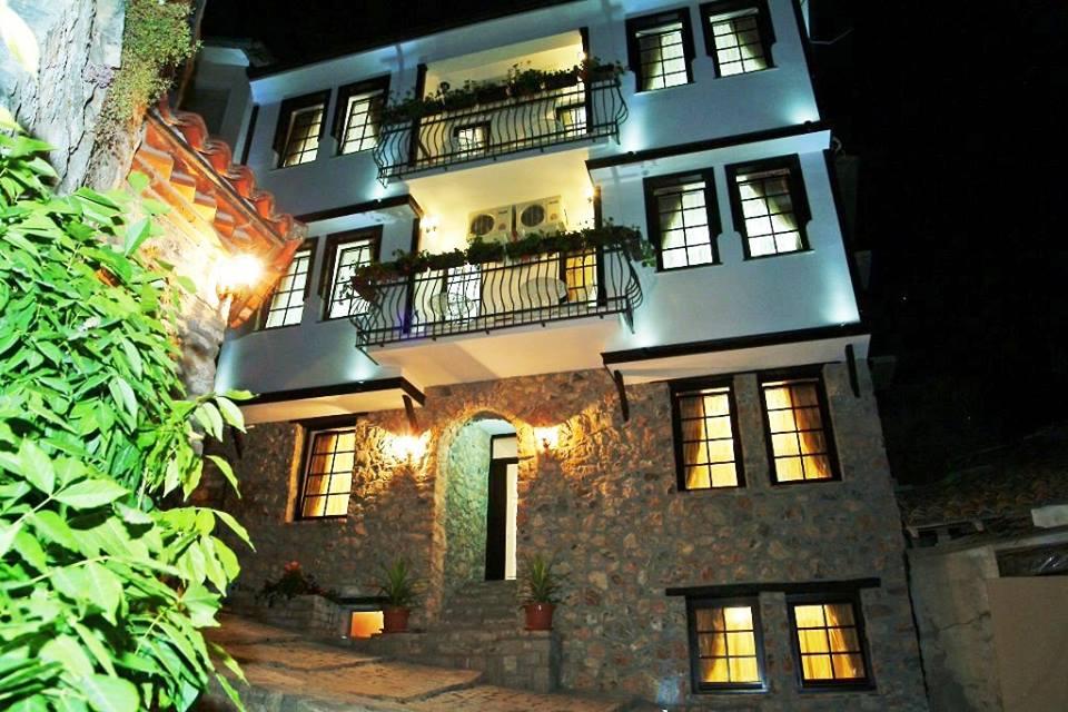 Vila Mal Sveti Kliment Ohrid Makedonija