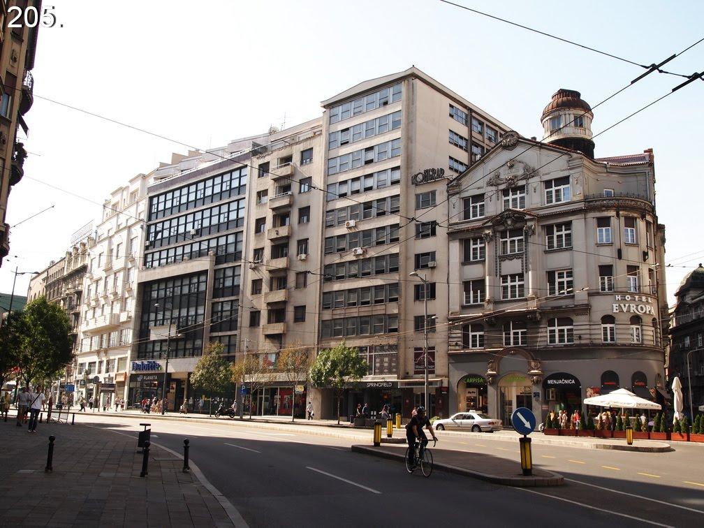 Hotel Evropa Beograd