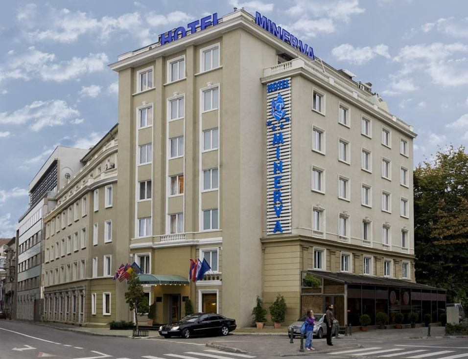 Minerva Hotel Bucharest