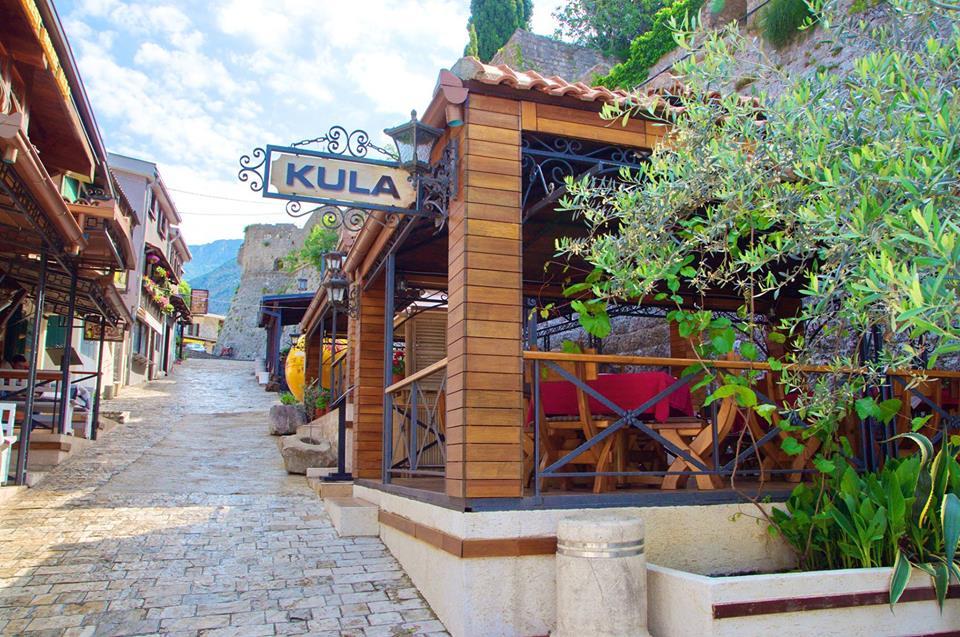 Konačište restoran Kula Stari Bar