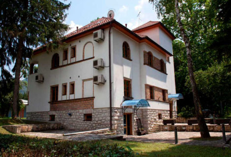 Drina Zepter Villa Bajina Basta