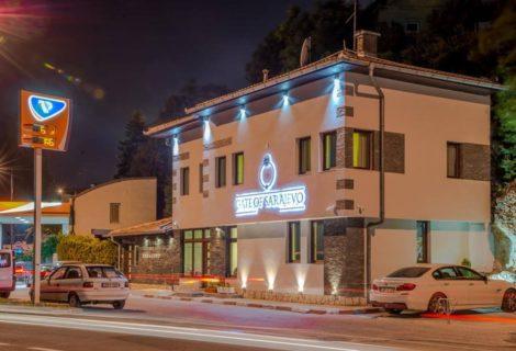 Heritage Hotel Gate of Sarajevo