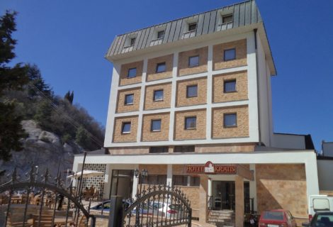Hotel Kratis Kratovo