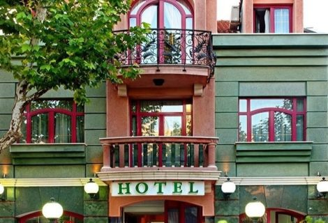Eminent Hotel Podgorica